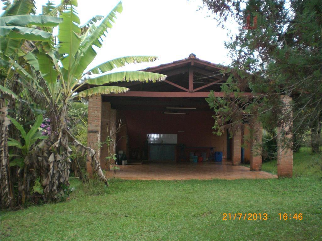Chácara residencial à venda, Piraporão, Piedade.
