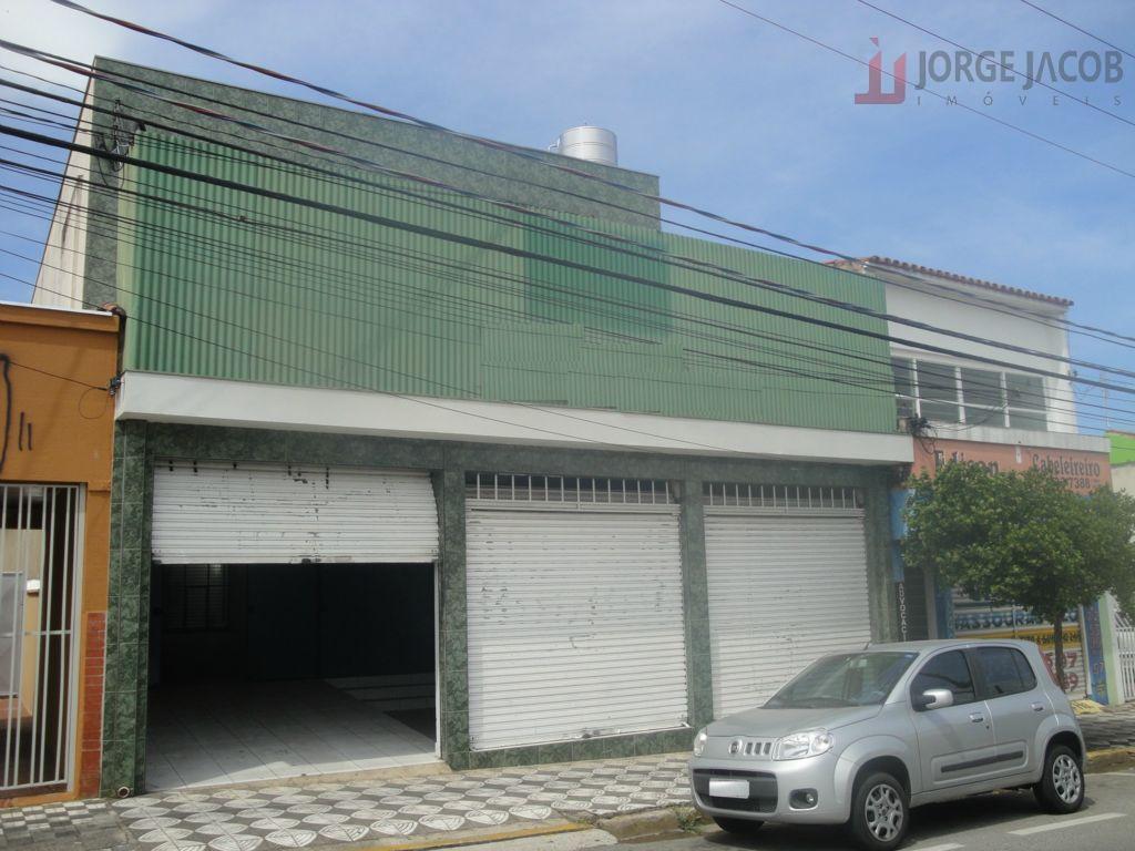 Salão comercial para locação, Vila Hortência, Sorocaba.