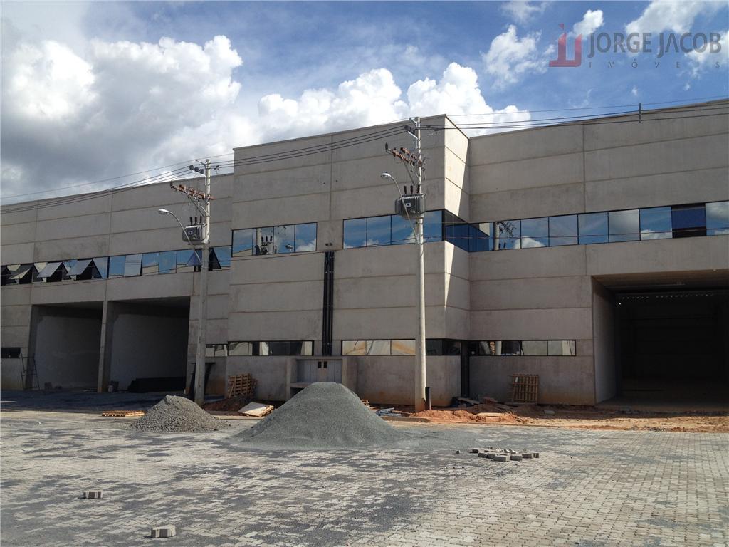 Galpão industrial para locação, Iporanga, Sorocaba.