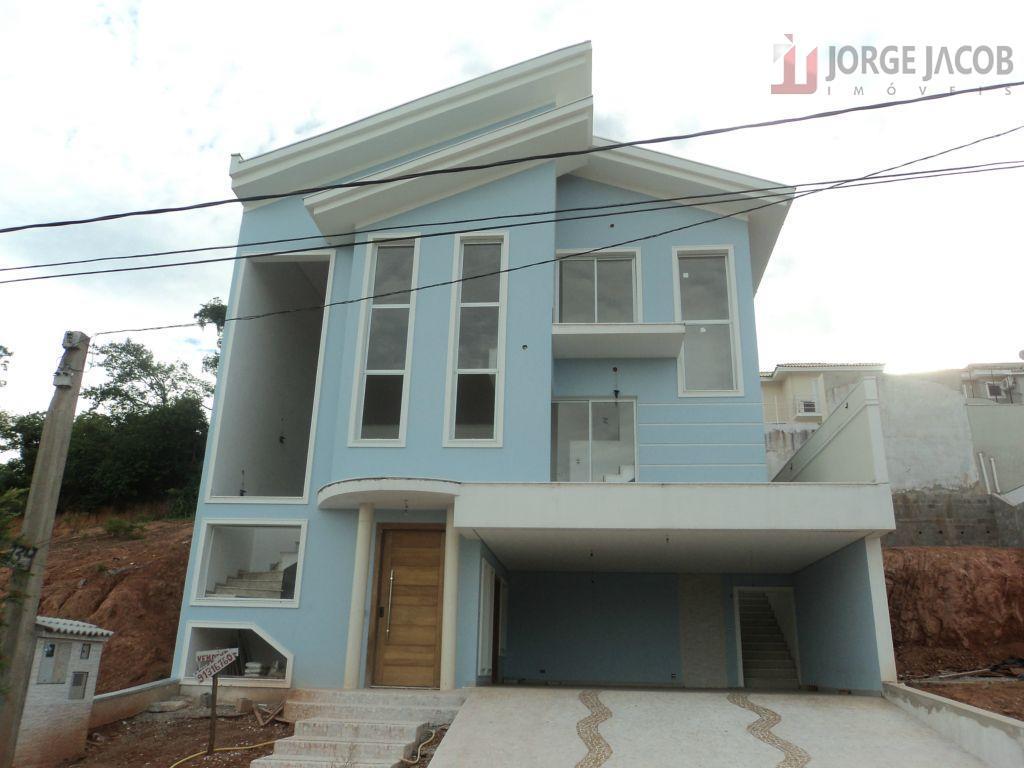 Casa residencial à venda, Condomínio Residencial Aldeia da Mata, Votorantim - CA0713.