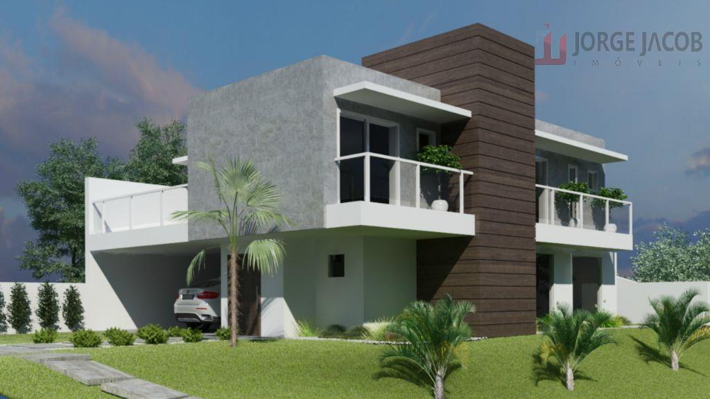 Casa  em construção à venda - Condomínio Residencial Esplanada