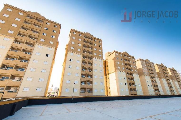 Apartamento residencial para locação, Alpha Club Residencial, Votorantim.