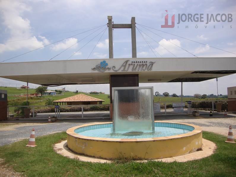 Terreno residencial à venda, Recreios Arumã, Sarapuí.
