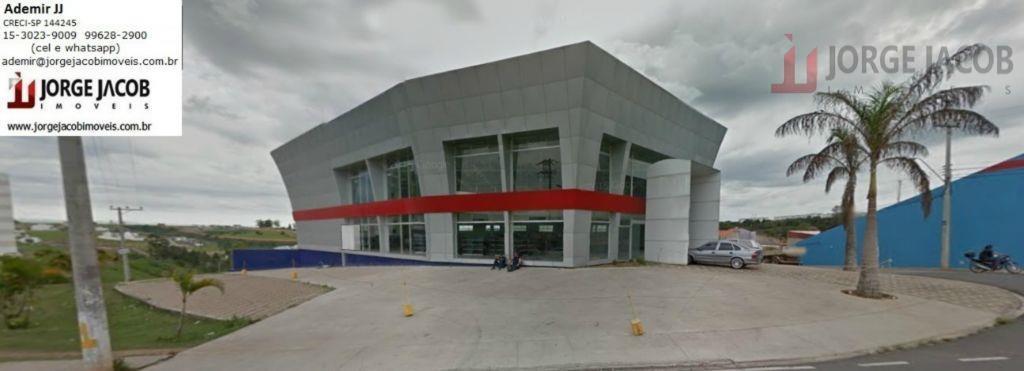 Salão comercial para venda e locação, Jardim Karolyne, Votorantim - SL0091.