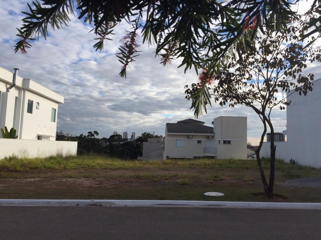 Terreno residencial à venda, Condomínio Belvedere I, Votorantim - TE0405.