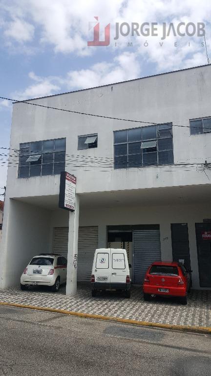 Sala  comercial para locação, Centro, Votorantim.