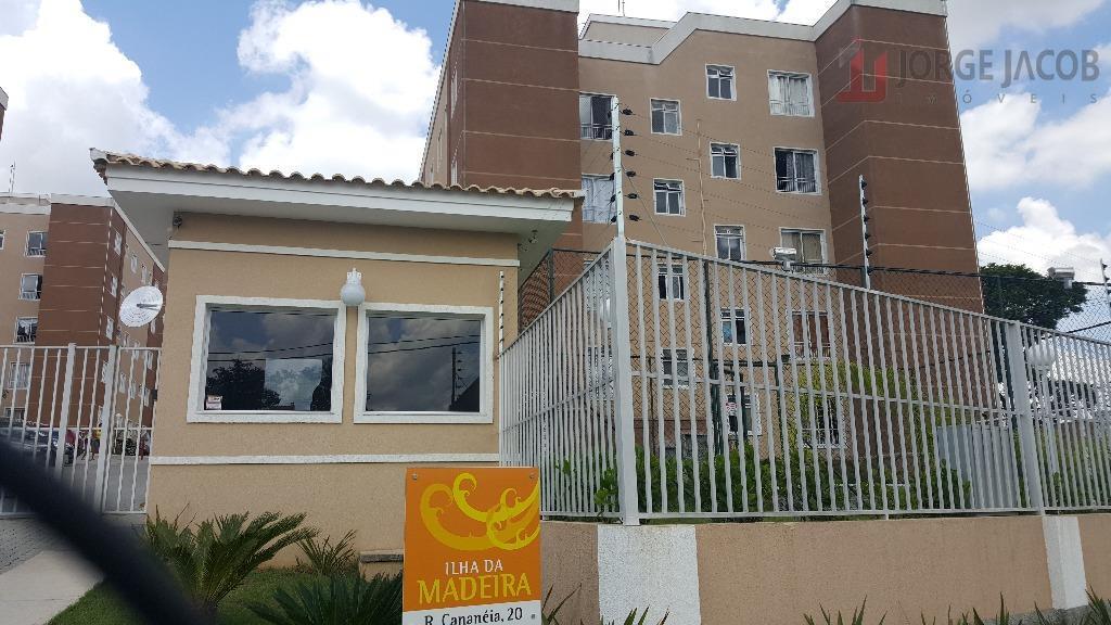 Apartamento para alugar por R$ 750/mês - Jardim Leocádia - Sorocaba/SP