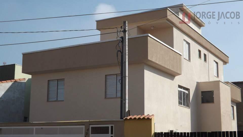 Apartamento residencial à venda, Jardim Karolyne, Votorantim.