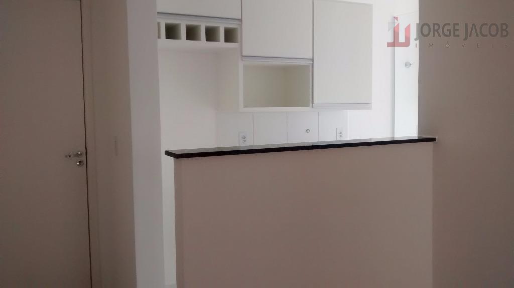 Apartamento com 2 dormitórios para alugar, 44 m² por R$ 900/mês - Condomínio Parque Sicília - Votorantim/SP