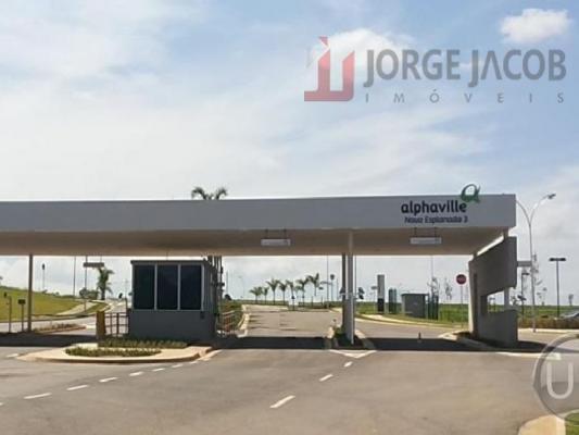 Terreno  residencial à venda, Alphaville Nova Esplanada I, Votorantim.