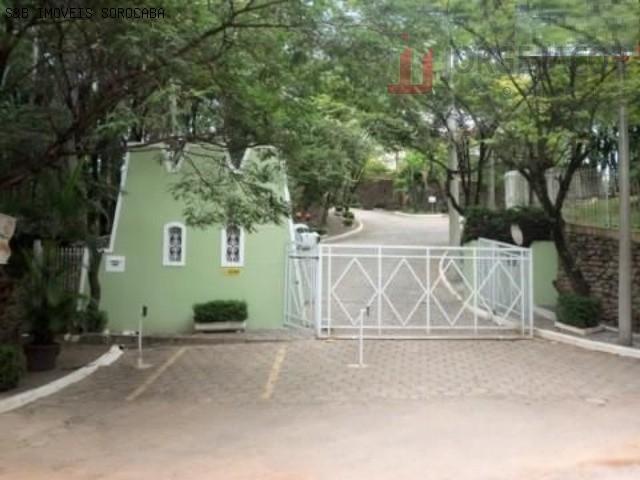 Terreno residencial à venda, Bosque São Francisco, Votorantim.