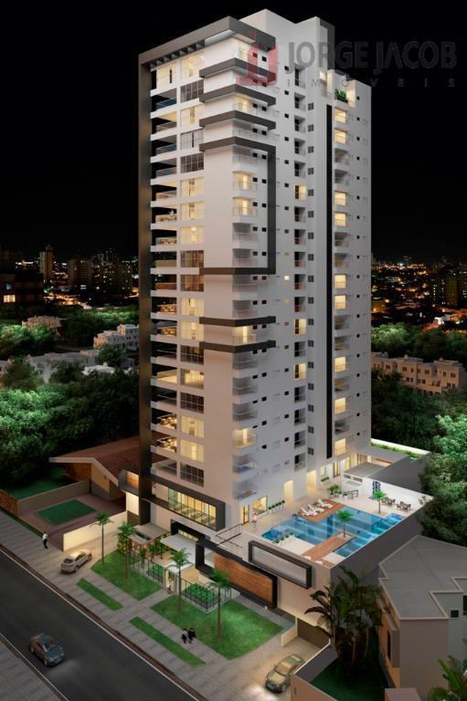 Apartamento com 3 dormitórios à venda, 220 m² por R$ 1.241.000,00 - Mangal - Sorocaba/SP
