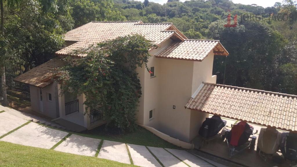 Sobrado residencial para venda e locação, Ressaca, Ibiúna.