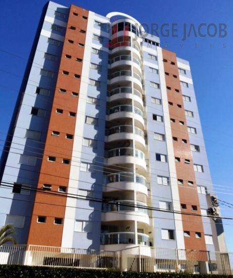 Apartamento com 3 dormitórios para alugar por R$ 1.700/mês - Jardim Emília - Sorocaba/SP