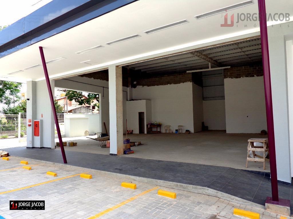 Salão comercial para locação, Jardim Simus, Sorocaba.