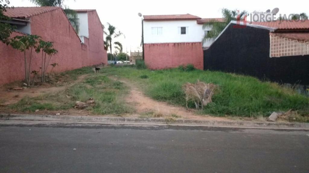 Terreno residencial à venda, Eden, Sorocaba.
