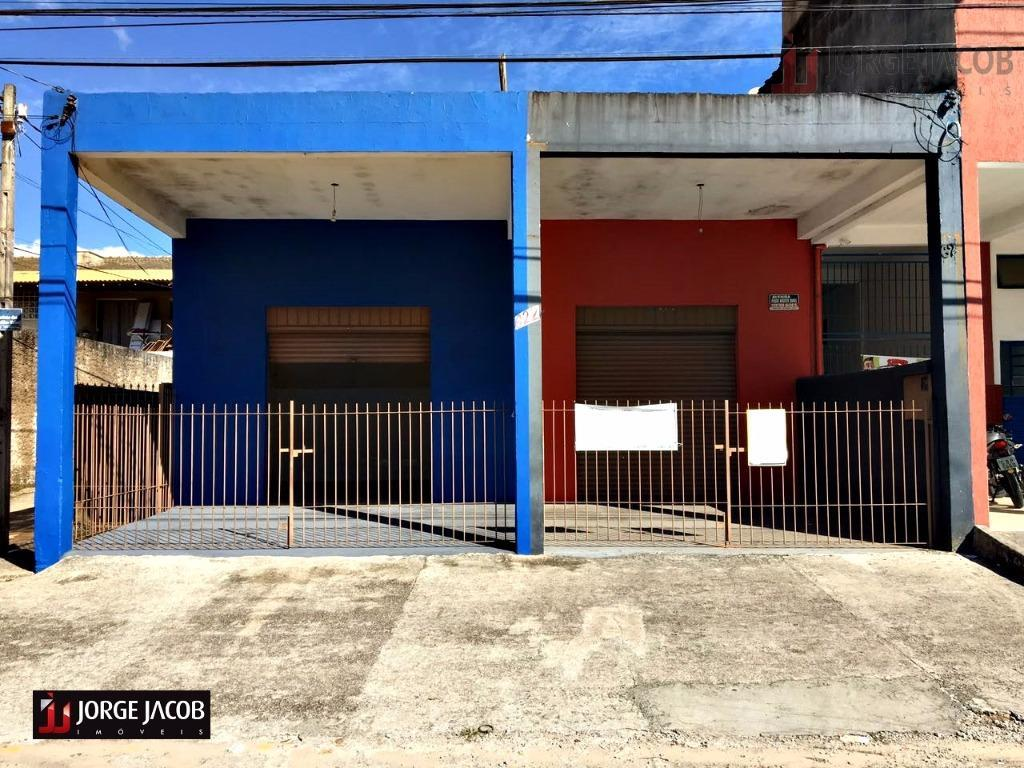 Salão para alugar por R$ 800/mês - Jardim Paulista - Votorantim/SP