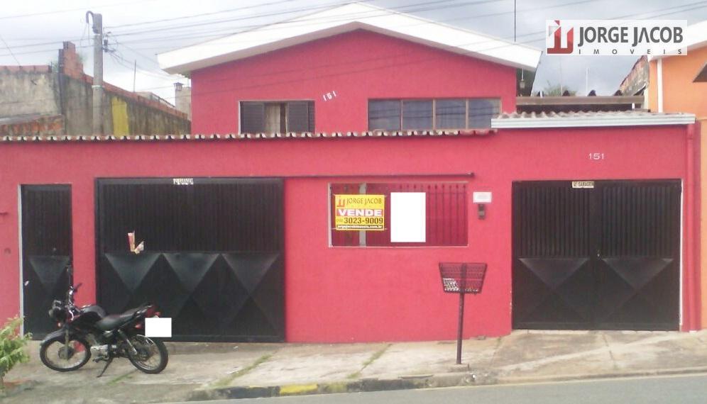 Casa residencial à venda, Jardim Ana Claudia, Votorantim.