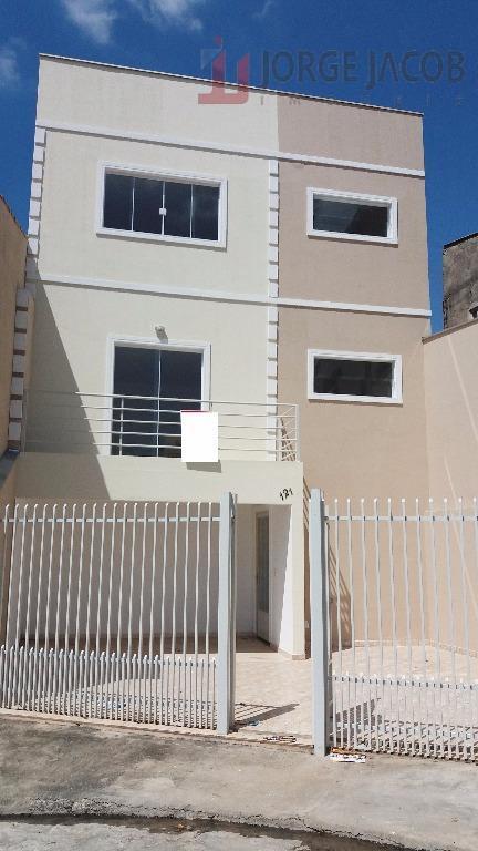 Apartamento residencial à venda, Jardim São Camilo, Sorocaba.