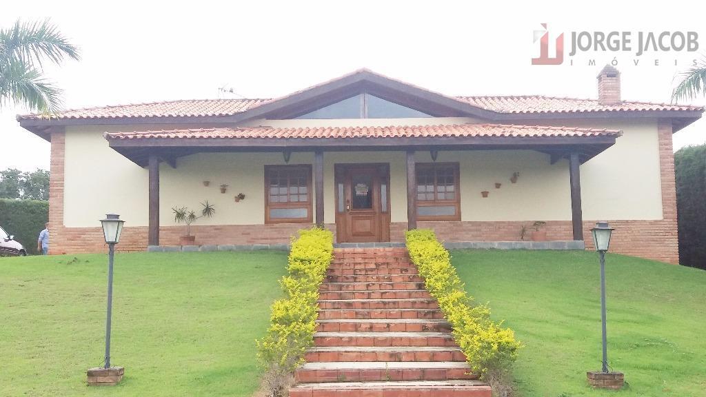 Casa residencial à venda, Condomínio Saint Charbel, Araçoiaba da Serra.