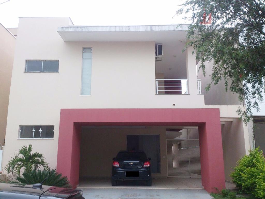 Casa residencial para venda e locação, Condomínio Portal da Primavera, Sorocaba.