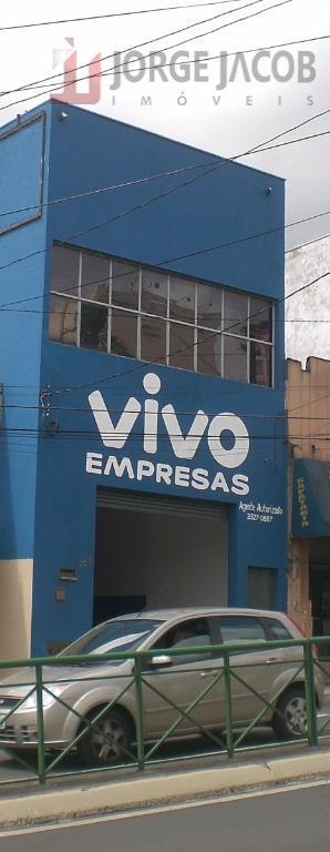 Salão comercial para venda e locação, Além Ponte, Sorocaba - SL0090.