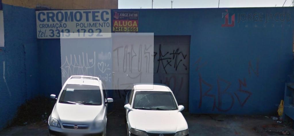 Galpão comercial para locação, Jardim Novo Horizonte, Sorocaba.
