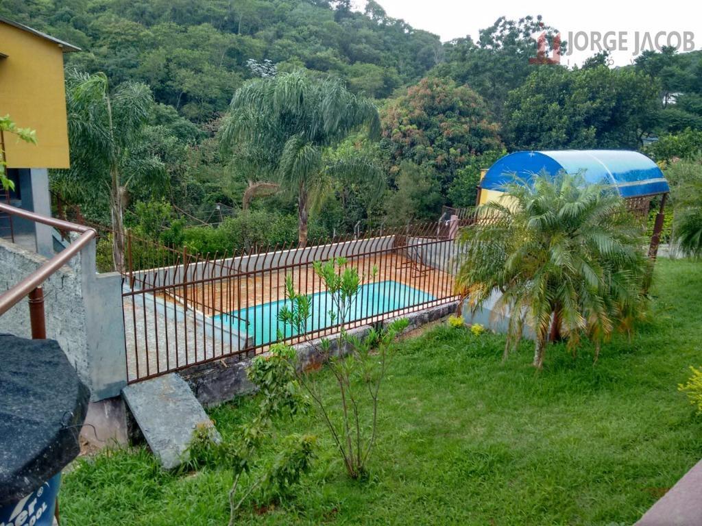 Chácara residencial à venda, Parque Jaguari (Fazendinha), Santana de Parnaíba.