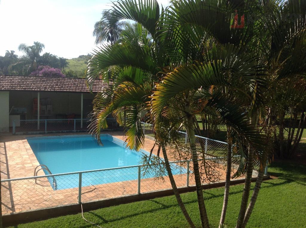 Chácara residencial à venda, Caputera, Sorocaba.