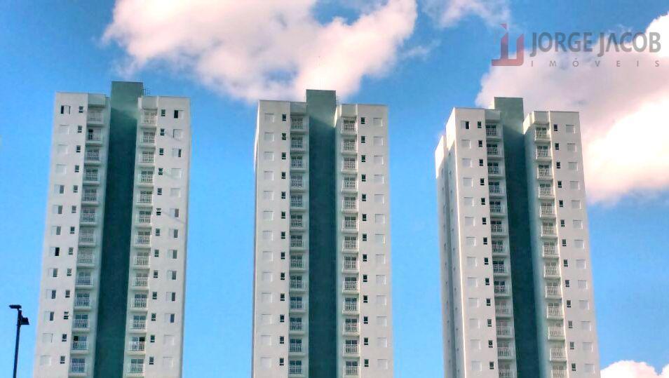 Apartamento residencial para locação, Central Parque Sorocaba, Sorocaba - AP1435.