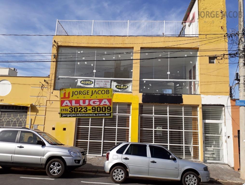 Sala comercial para locação, Vila Leão, Sorocaba - SA0145.