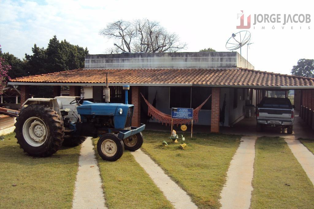 Lindo sítio rural à venda, Jardim Santa Cruz, Iperó - CH0052.
