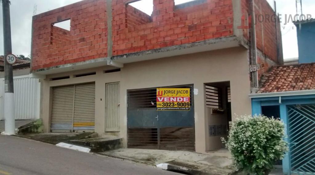 Casa residencial à venda, Portal do Éden, Itu.