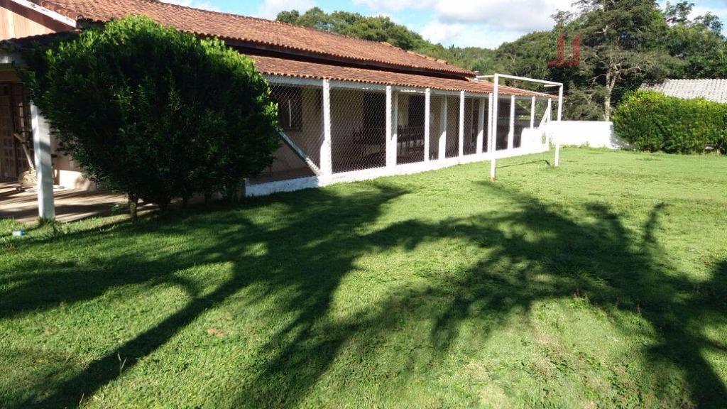 Chácara residencial à venda, Campo Verde, Ibiúna.