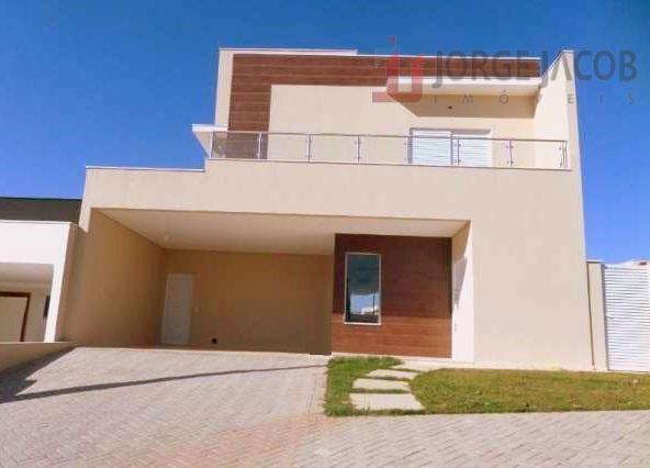 Casa com 3 dormitórios à venda, 261 m² por R$ 850.000 - Condomínio Belvedere II - Votorantim/SP