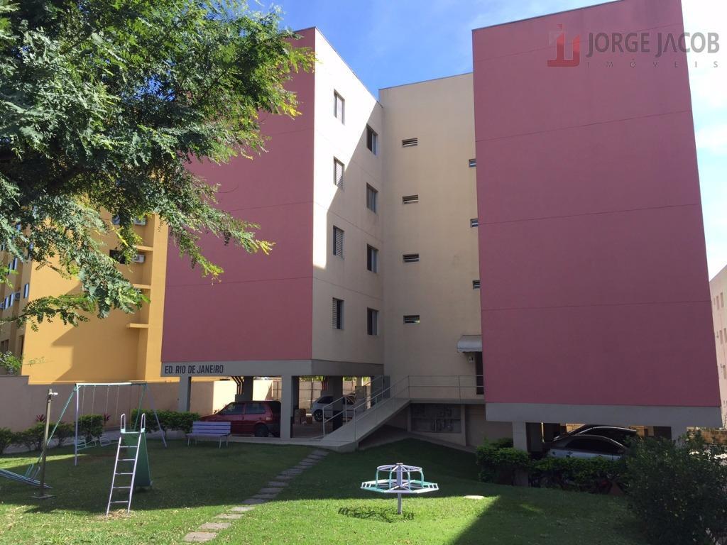 Apartamento residencial para venda e locação, Jardim Saira, Sorocaba.