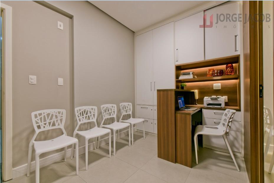 Sala mobiliada para locação, Centro, Sorocaba.