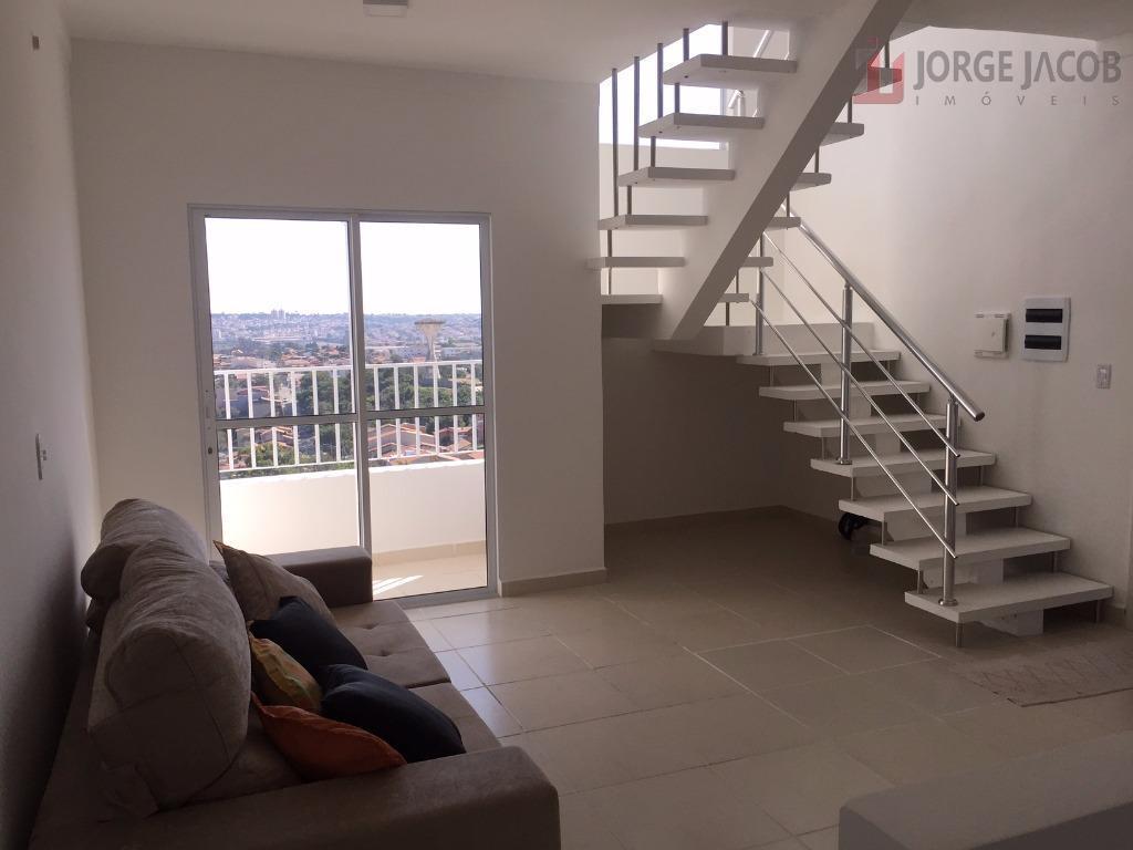 Cobertura com 3 dormitórios à venda, 130 m² por R$ 480.000,00 - Jardim Prestes de Barros - Sorocaba/SP