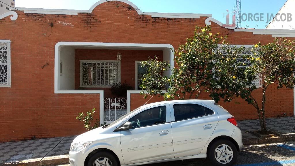 Casa residencial à venda, Centro, Sorocaba.