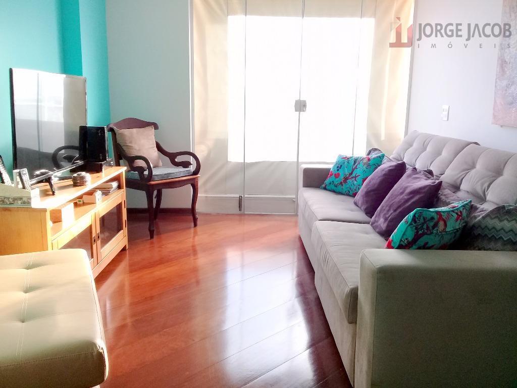 Apartamento com 3 dormitórios à venda, 100 m² por R$ 480.000 - Santa Terezinha - Sorocaba/SP