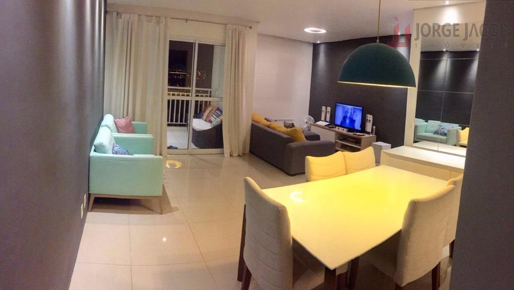 Apartamento com 2 dormitórios à venda, 78 m² por R$ 420.000 - Condomínio Vitrine Esplanada - Votorantim/SP