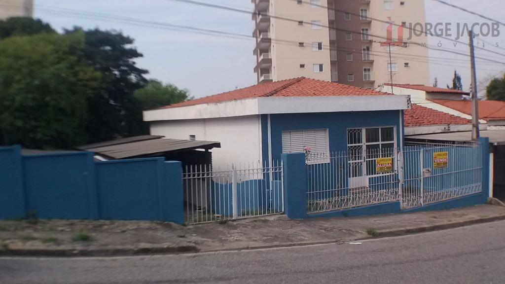 Casa residencial para venda e locação, Jardim Santa Rosália, Sorocaba.