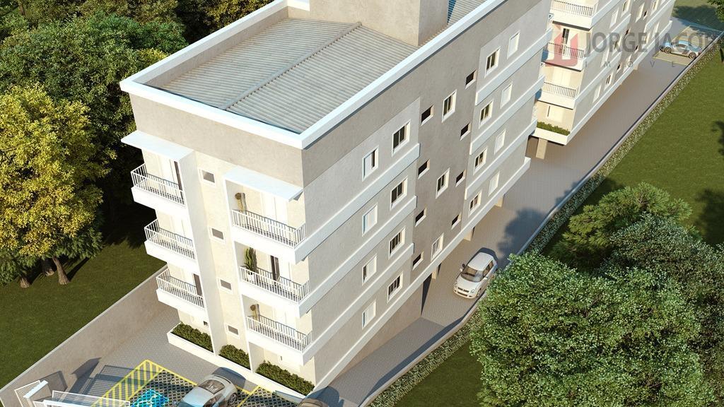 Apartamento residencial à venda, Jardim Prestes de Barros, Sorocaba.