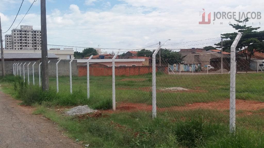 Área residencial à venda, Jardim Betânia, Sorocaba.