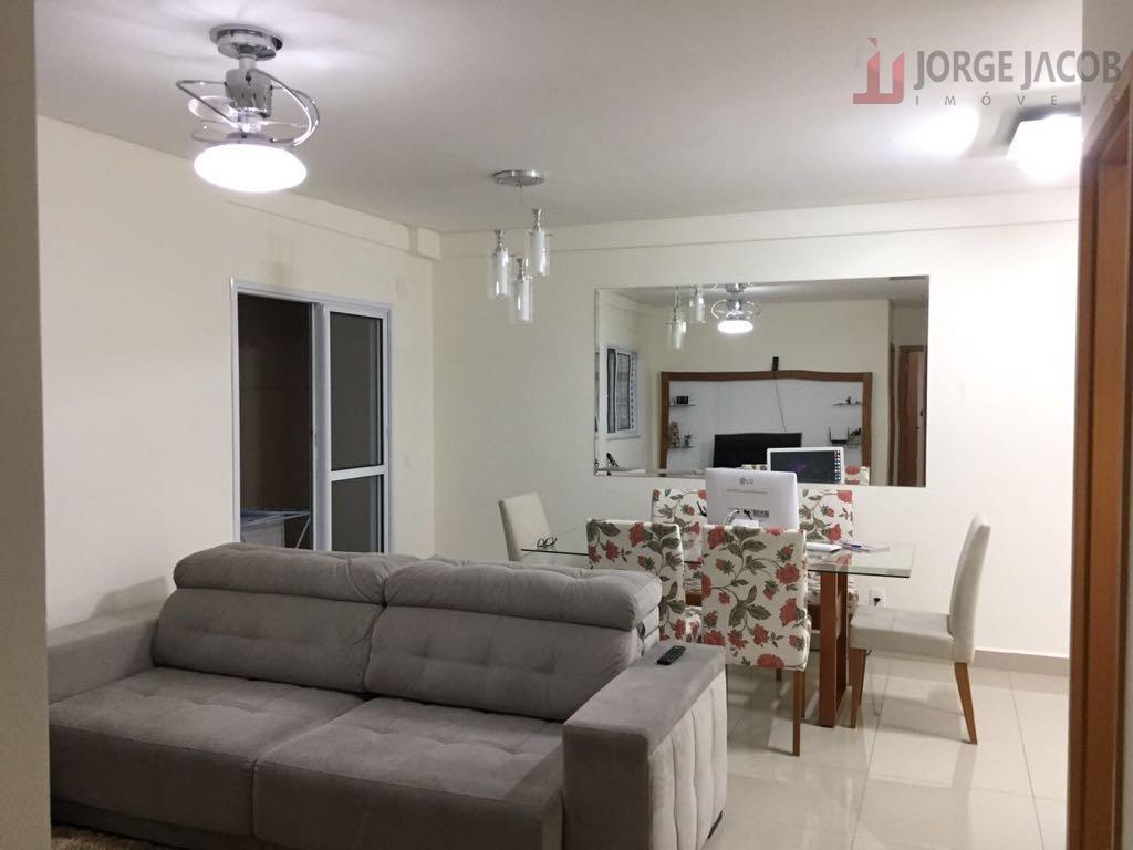 Apartamento com 2 dormitórios à venda, 92 m² por R$ 550.000  Rua Hortência Maciel de Camargo, 154 - Parque Bela Vista - Votorantim/SP