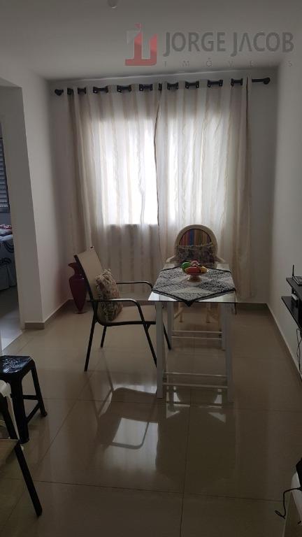 Apartamento residencial à venda, Condomínio Parque Sicília, Votorantim.