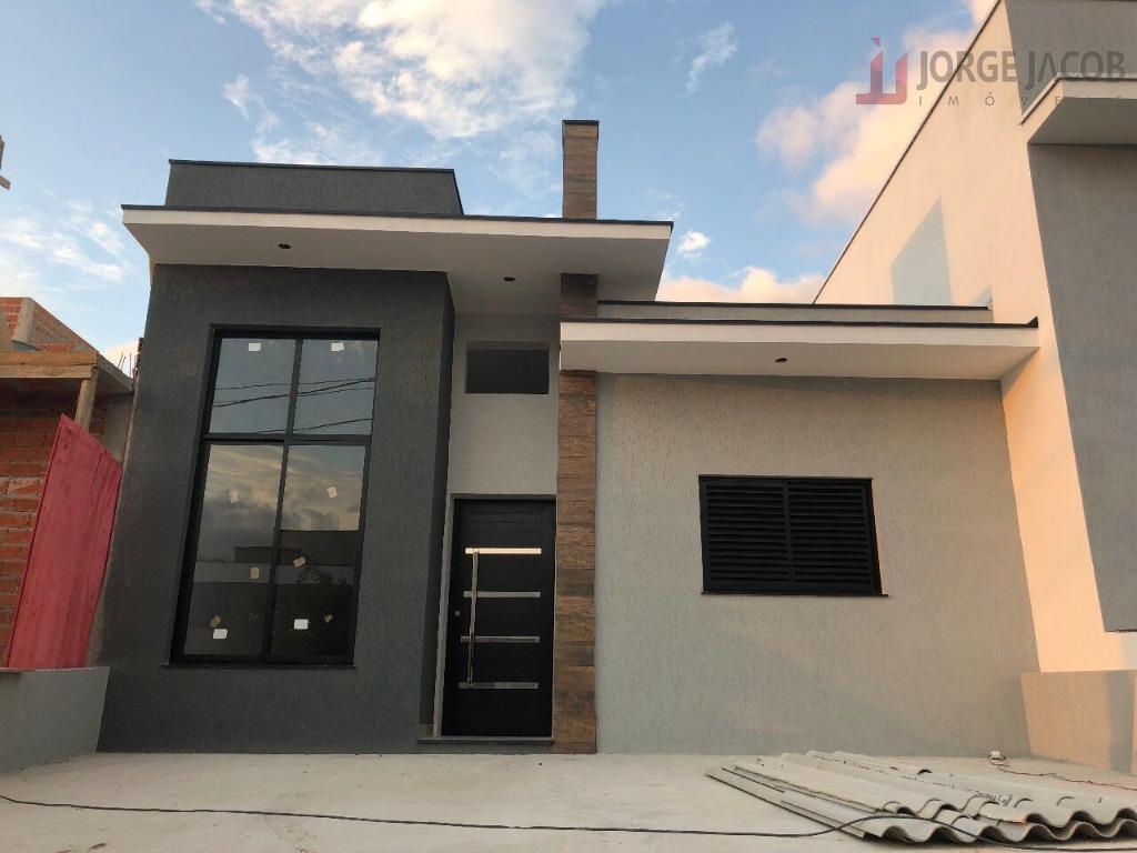 Casa residencial à venda, Condominio Golden Park Residence II, Sorocaba - CA1670.