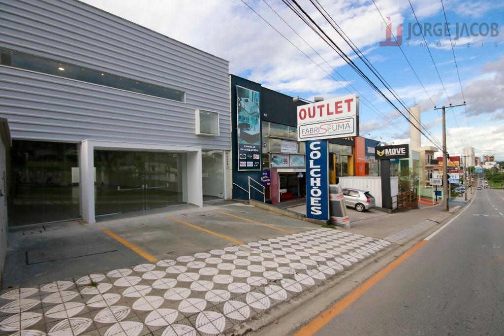 Salão comercial para locação, Vila Augusta, Sorocaba.