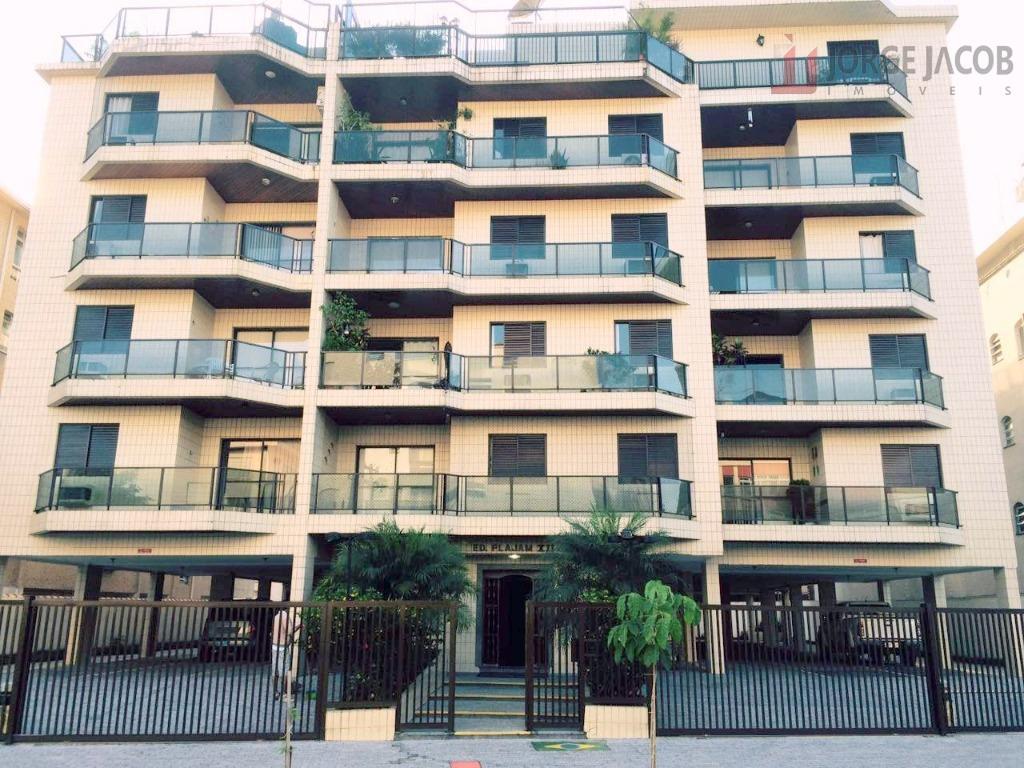 Apartamento residencial à venda, Praia da Enseada - Guarujá.