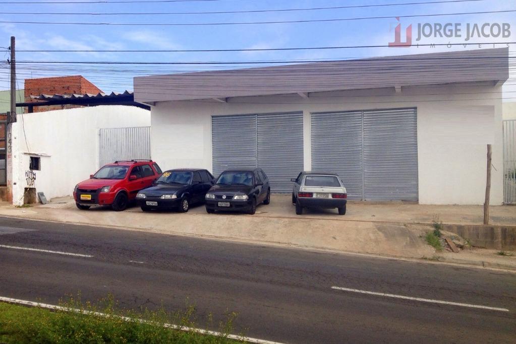 Salão comercial à venda, Wanel Ville, Sorocaba.